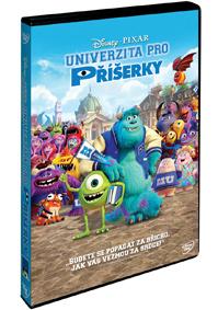 DVD Univerzita pro příšerky - Disney - 13x19