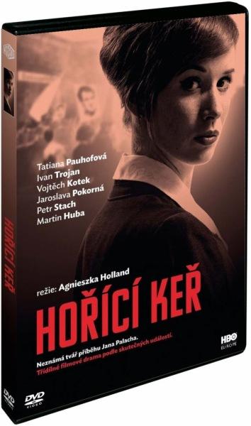 Hořící keř 1.-3. část 2 DVD - Agnieszka Holland - 13x19