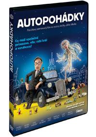 DVD Autopohádky