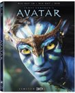 Avatar 3D Blu-ray + DVD