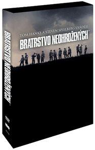 Bratrstvo neohrožených 5 DVD