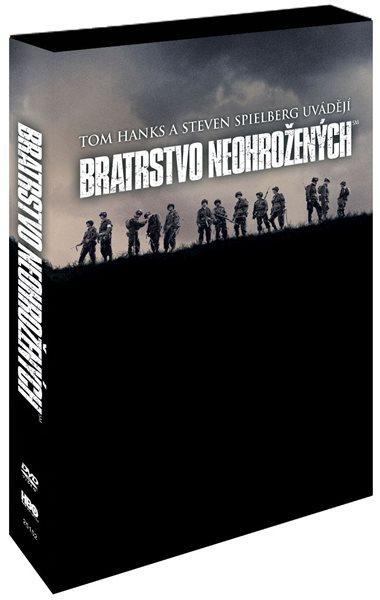 Bratrstvo neohrožených 5 DVD - David Frankel, Mikael Salomon - 13x19