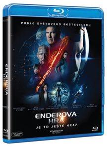 Enderova hra Blu-ray
