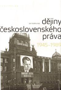 Dějiny československého práva 1945?1989
