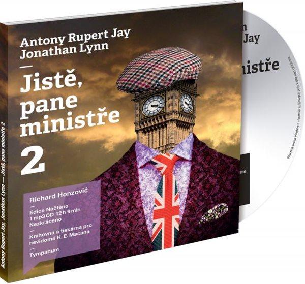 CD Jistě, pane ministře 2. - Antony Rupert Jay, Jonathan Lynn - 13x14