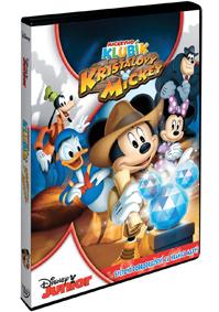 DVD Mickeyho klubík: Křišťálový Mickey