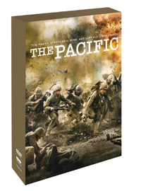 The Pacific 6 DVD - 13x19
