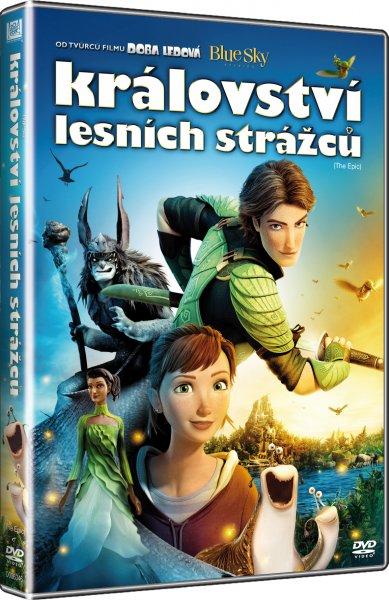 DVD Království lesních strážců - Chris Wedge - 13x19