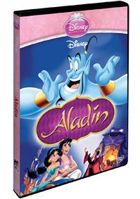DVD Aladin
