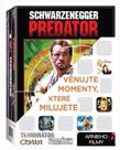 3x Arnold Schwarzenegger - dárkový box 3 DVD