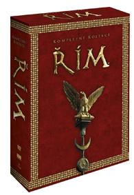 Řím: kompletní kolekce (1. a 2. série)