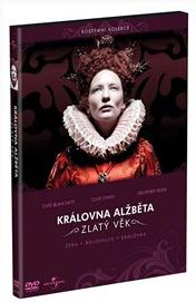 DVD Královna Alžběta: Zlatý věk