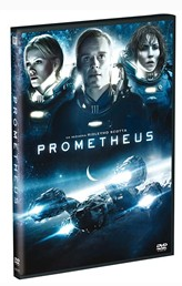 DVD Prometheus - Ridley Scott - 13x19