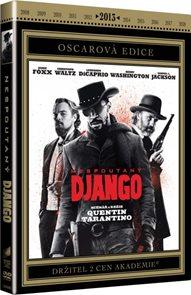 DVD Nespoutaný Django