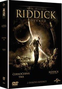 Riddick kolekce 2 DVD