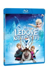 Ledové království Blu-ray
