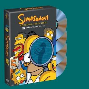 Simpsonovi 6. sezóna 4 DVD