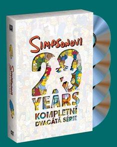 Simpsonovi 20. sezóna 4 DVD