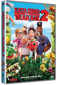 DVD Zataženo, občas trakaře 2