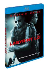 Labyrint lží Blu-ray - Ridley Scott - 13x19