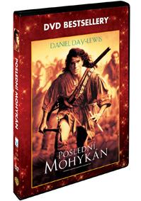 DVD Poslední mohykán - Michael Mann - 13x19