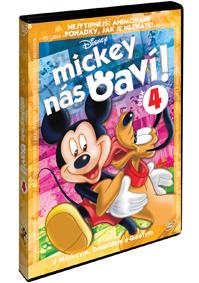 DVD Mickey nás baví! 4