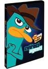 DVD Phineas a Ferb: Zvířecí agenti