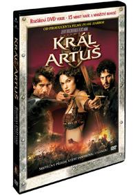 DVD Král Artuš