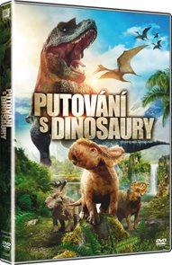 DVD Putování s dinosaury