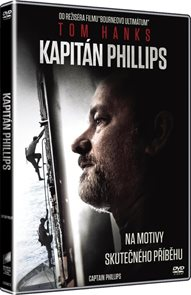 DVD Kapitán Phillips