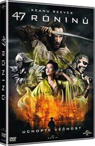 DVD 47 róninů