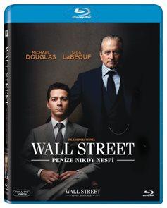 Wall Street: Peníze nikdy nespí Blu-ray
