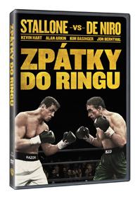 DVD Zpátky do ringu