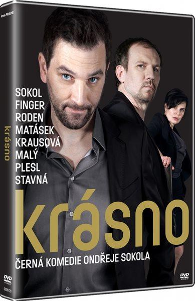 DVD Krásno - Ondřej Sokol - 13×19