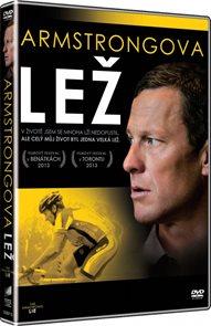 DVD Armstrongova lež