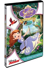 DVD Sofie první: Připravená stát se princeznou - Walt Disney - 13x19
