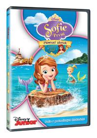 DVD Sofie První: Plovoucí Zámek - Walt Disney - 13x19