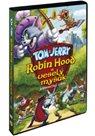 DVD Tom a Jerry: Robin Hood a veselý myšák