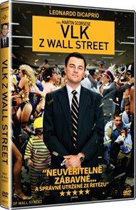 DVD Vlk z Wallstreet