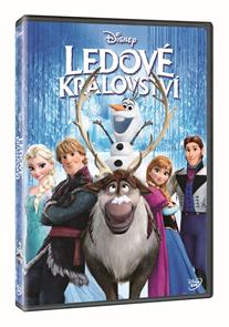 DVD Ledové království