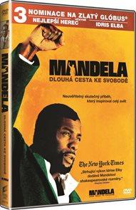 DVD Mandela: Dlouhá cesta ke svobodě