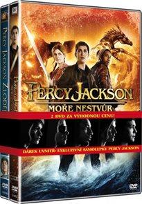 Percy Jackson 1+2, 2 DVD