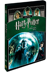 DVD Harry Potter a Fénixův řád - David Yates - 13x19
