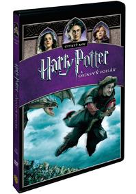 DVD Harry Potter a Ohnivý pohár