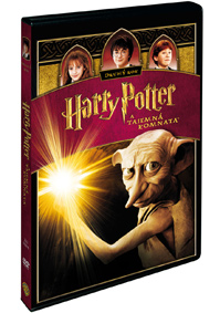 DVD Harry Potter a Tajemná komnata - Chris Columbus - 13x19
