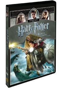 DVD Harry Potter a Relikvie smrti, část 1