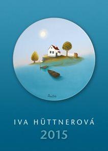 Nástěnný kalendář 2015 Iva Hüttnerová