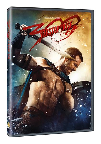 DVD 300: Vzestup říše - Noam Murro - 13x19