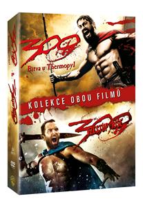 300 kolekce 2 DVD