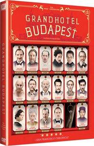 DVD Grandhotel Budapešť
